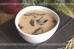 Czysta zupa grzybowa Ilony