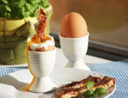 Jajka maczane
