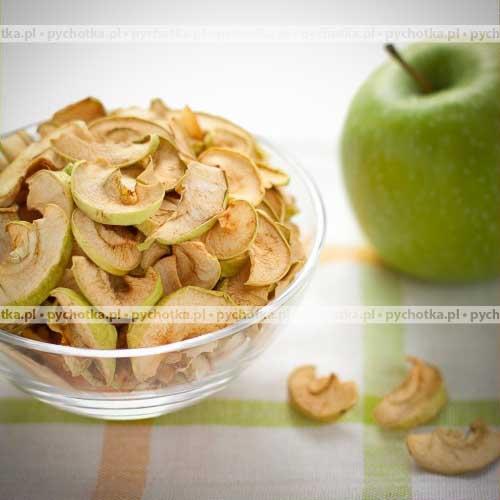 Kisiel z suszonych jabłek
