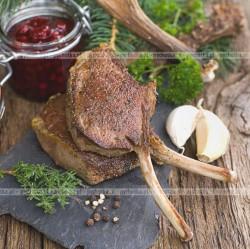 Kotlety jagnięce z rozmarynem