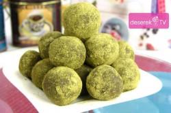 Kule Herbaciane Japońskie czekoladki |
