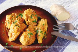 Kurczak curry Justyny
