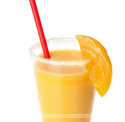 Sok morelowo-pomarańczowy