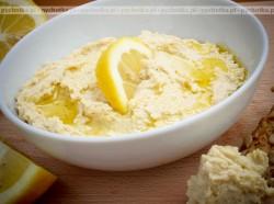 Sos cytrynowy z białkami