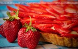 Tarta truskawkowa Eweliny