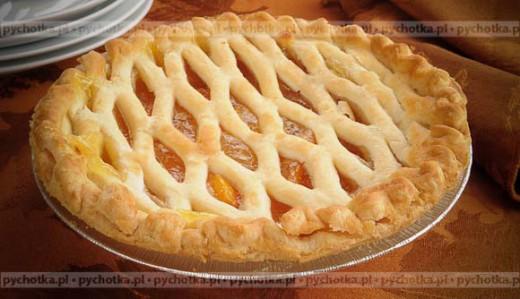 Tarta z masą jabłkową