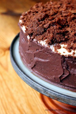 tort 3 czekolady