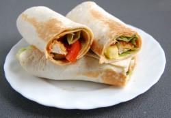 Tortilla z kurczakiem przepis – zjem to blog kulinarny