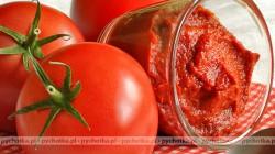Tradycyjny przecier pomidorowy
