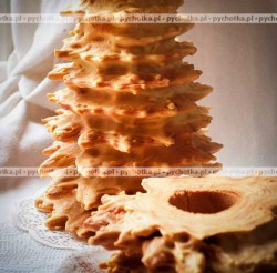 Kruche-kokosowe ciasteczka