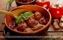 Mini pulpeciki w pomidorowym sosie