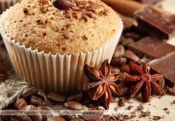 Muffinki capuccino