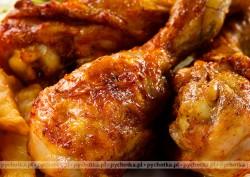 Podudzia z kurczaka grillowanie po tajsku