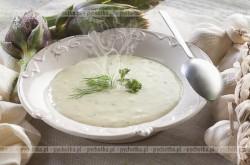 Zupa koperkowa na włoszczyźnie