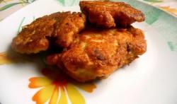 Świat Smaku: Kotlety serowe z kurczakiem