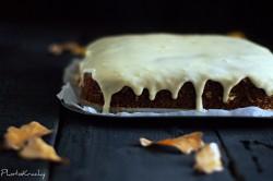 Ciasto dyniowe z dodatkami