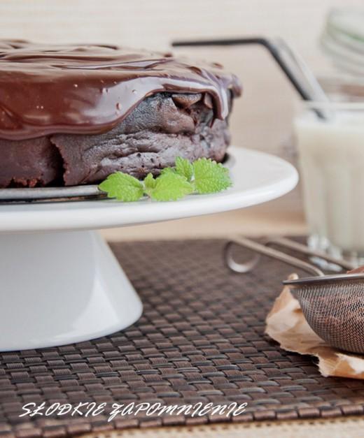 CZEKOLADOWY MUD CAKE