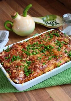 Lasagne z tuńczykiem i fenkułem w wersji light