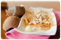 Naleśniki kokosowe