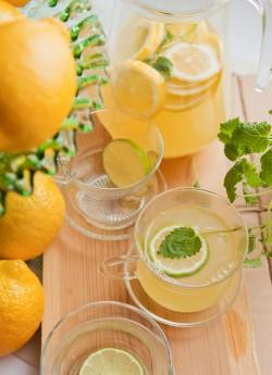 napój cytrynowy