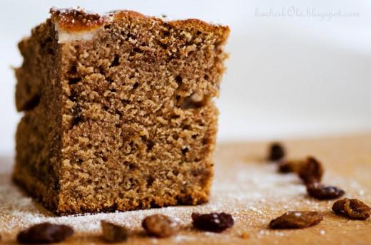 Szybkie ciasto piernikowe