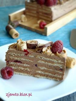 Ciasto Mokka bez pieczenia