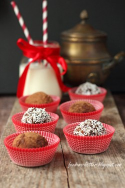 Dietetyczne ciasteczka – bajaderki