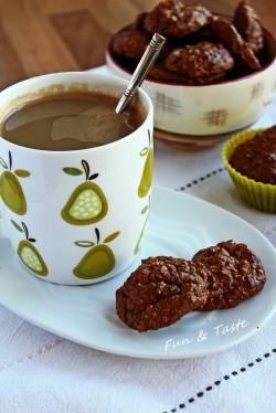 Kawowe ciasteczka z Amaretto