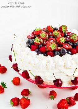 Słodki, prosty, MEGAAAA owocowy!