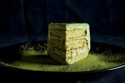 Taste Your Life – blog kulinarny : Tort z zielonej herbaty.