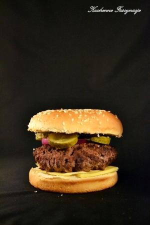Wyścigowy hamburger Nigelli