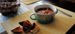 Zupa pomidorowa / Tomato soup