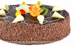 Czekoladowy tort Ewy