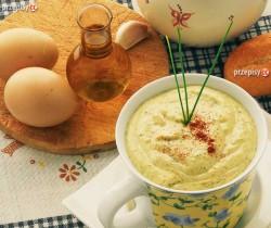 Jajeczna pasta