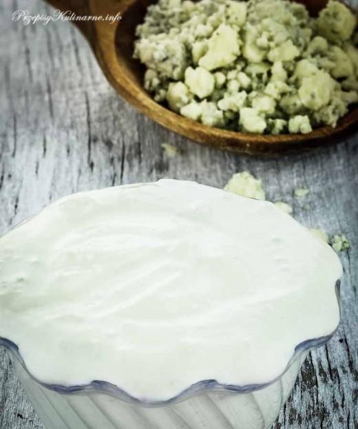 Jogurtowy sos