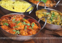 Kurczakowe curry