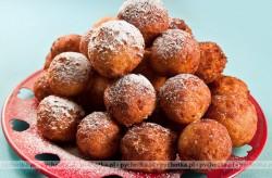 Paczki z ziemniaków z marmoladą