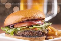 Pikantne hamburgery