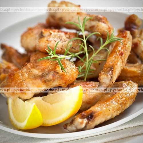 Pikantne skrzydełka z kurczaka Ani
