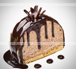 Polewa czekoladowa do ciast, tortow