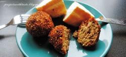 Pikantne mięsne kuleczki / Spicy meat balls