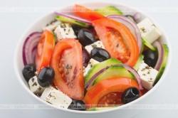 Sałatka grecka z serem feta