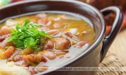 Zimowa zupa z boczkiem