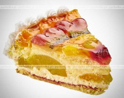 Cytrynowa masa do tortu