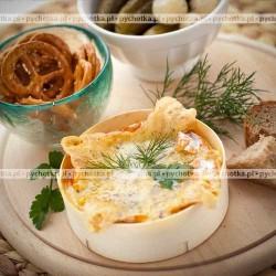 Gruszki zapiekane z żółtym serem