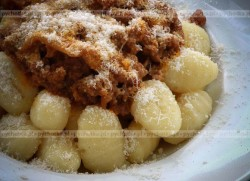 Kluski z kartofli pulchne
