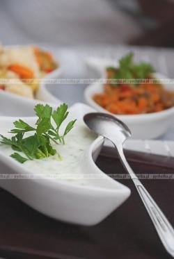 Majonezowy sos do sałatek