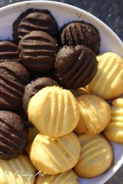 My Culinary Art: Najprostsze ciasteczka maślane