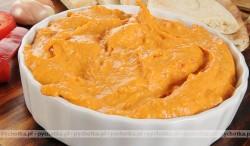 Puree z marchewki Grześka