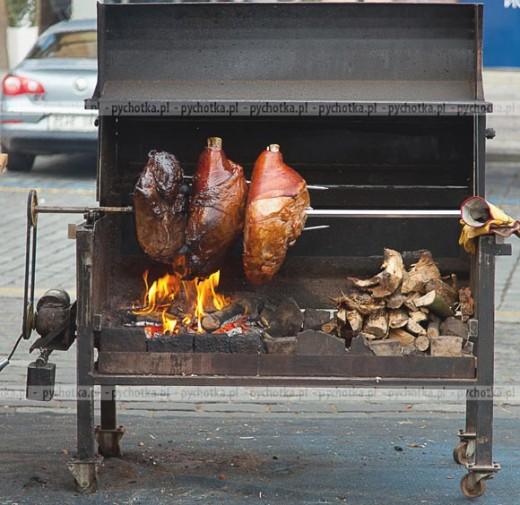 Sztuka wędzenia mięs i ryb.
